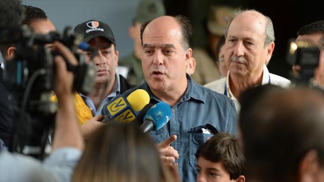 """Oposición venezolana denunciará """"fraude"""" electoral en instancias"""