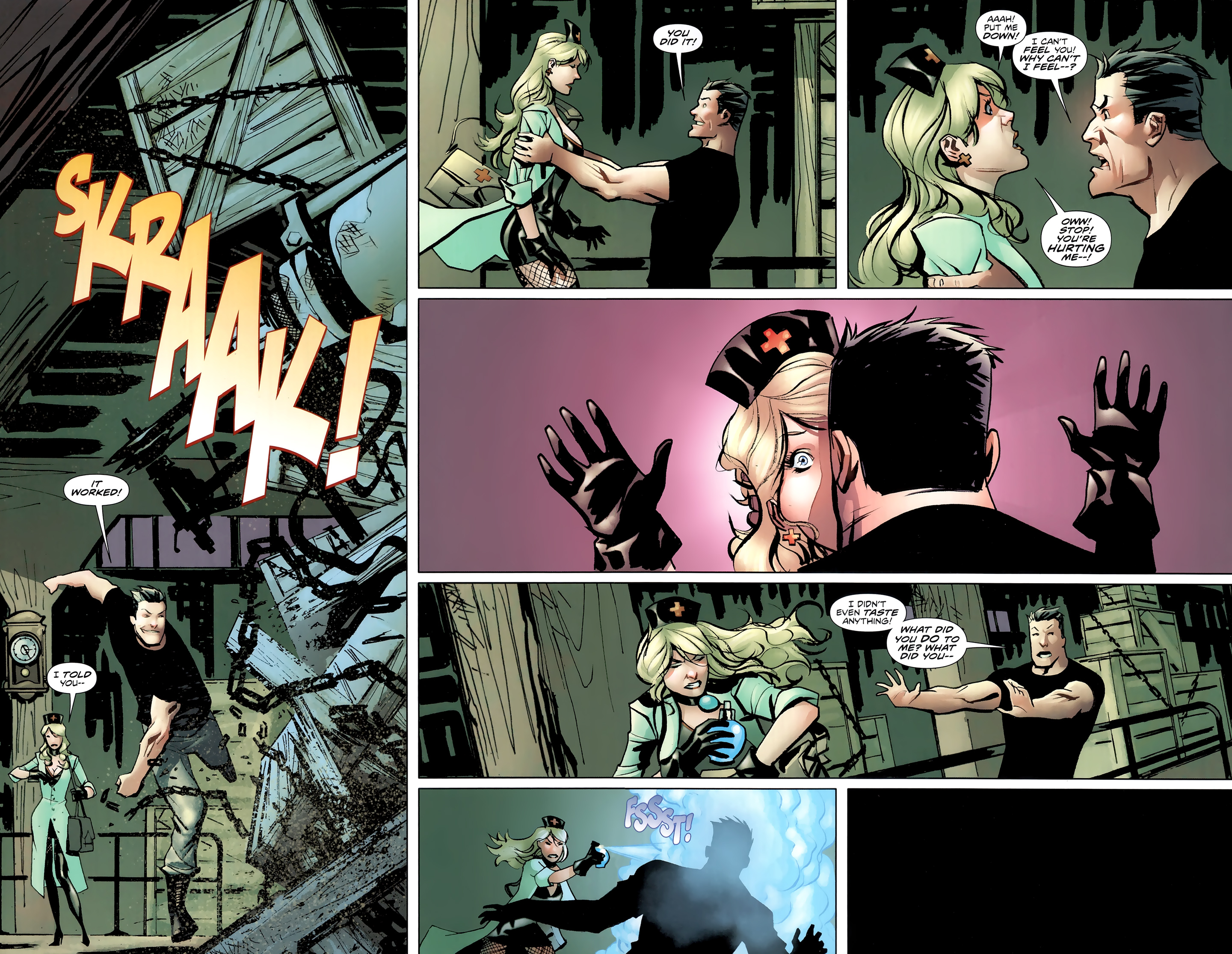 Read online Incorruptible comic -  Issue #26 - 9