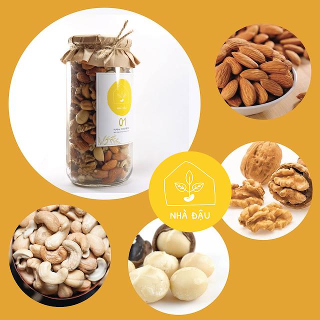 Mẹ Bầu nên ăn gì? Tại sao Mẹ Bầu nên ăn Mix Nuts óc chó, macca đều đặn?