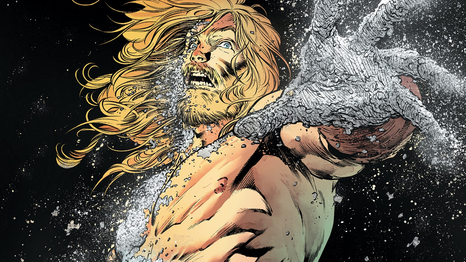 Weird Science DC Comics: Aquaman #46 Review and **SPOILERS**