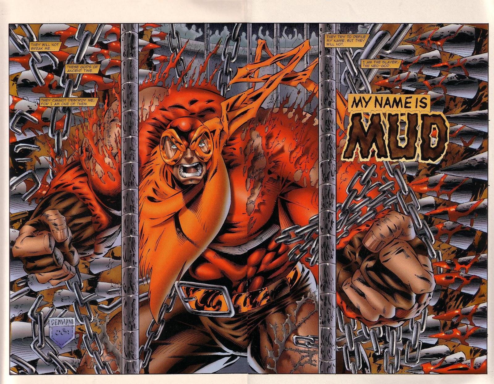 Read online Maximum Hero comic -  Issue # Full - 9