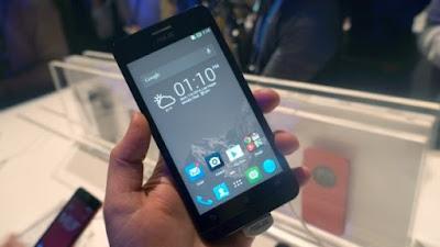 Thay mặt kính Zenfone 5 A500 chính hãng