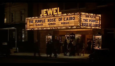 La alegoría de la caverna en el cine (la rosa púrpura del Cairo). Tomás Moreno