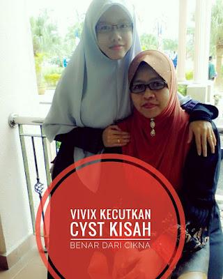 vivix dan cyst