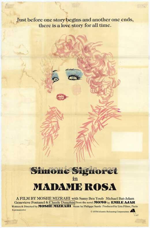 La Vie Devant Soi Film : devant, Project:, Winner,, Madame