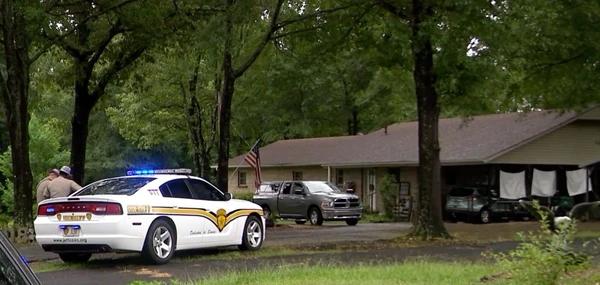 La vivienda de los Hill en el Condado de Jefferson, Arkansas