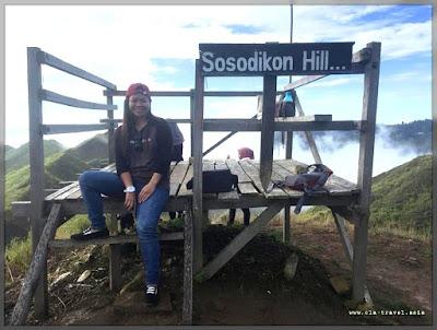 SOSODIKON HILL, KUNDASANG SABAH