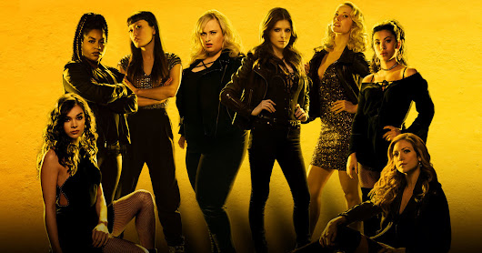 "Take A Look Inside ""Pitch Perfect 3"" Featurette"