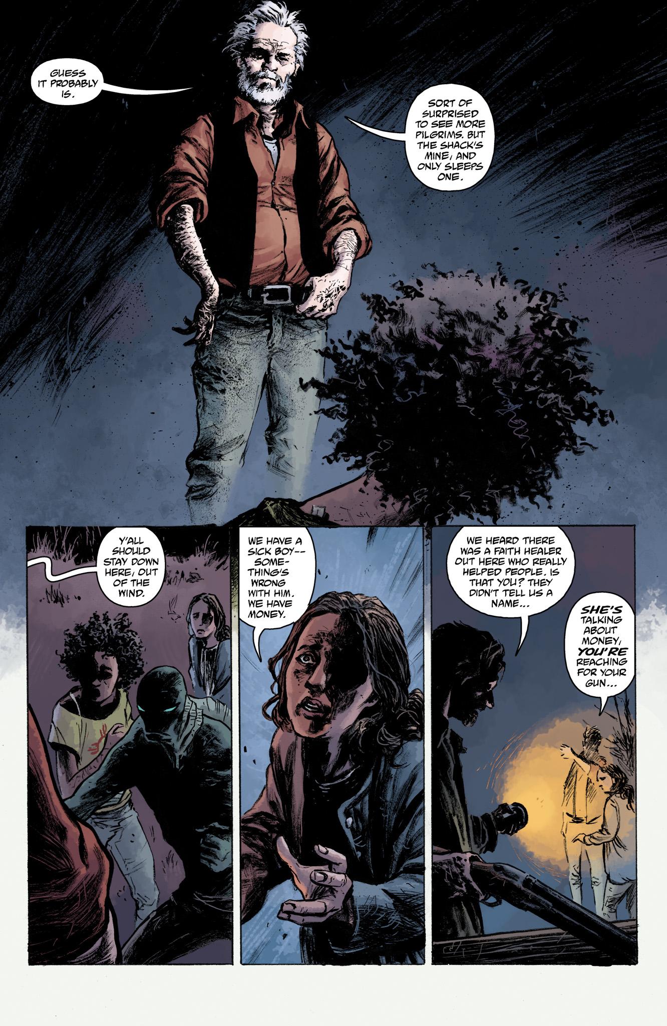 Read online Abe Sapien comic -  Issue #13 - 10