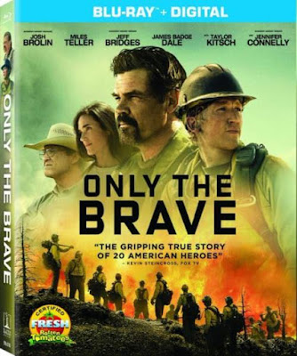 Only the Brave 2017 Eng BRRip 480p 400Mb ESub x264