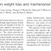 O papel das proteínas na perda de peso e manutenção