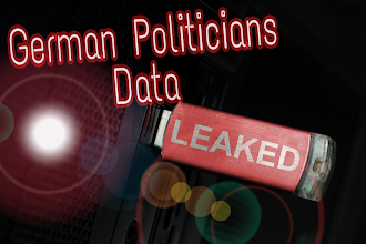 German politicians personal data leaked online
