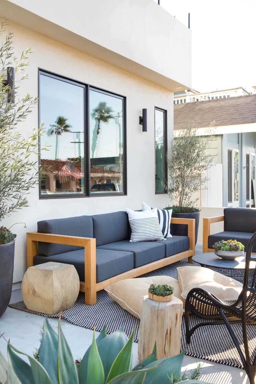 Dekorowanie patio