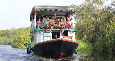 Paket Petualangan Orangutan Tour Tanjuang Puting Terlengkap 2017