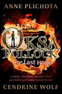 Oksa Pollock: The Last Hope by Cendrine Wolf and Anne Plichota; the English edition