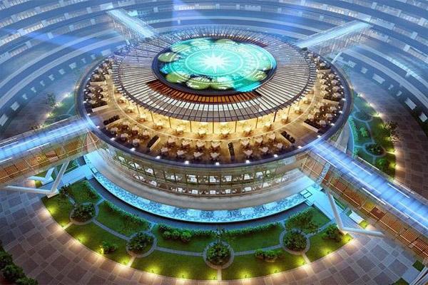 Sắp Khánh Thành Tòa Nhà FPT Complex Đà Nẵng