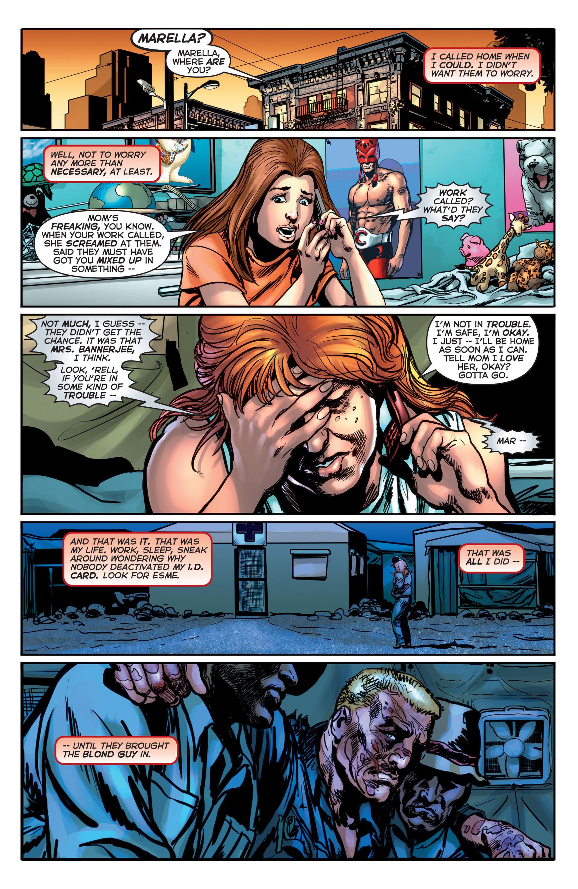 Read online Astro City comic -  Issue #3 - 12