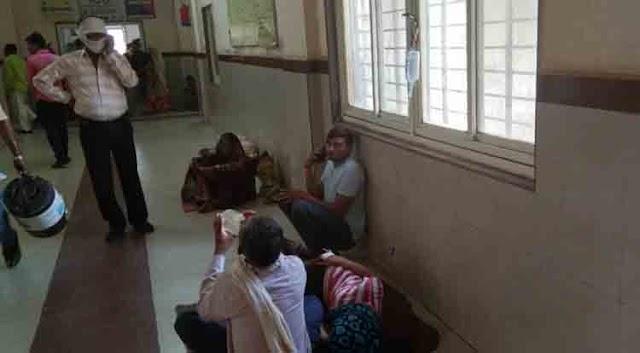 जिला अस्पताल में अव्यवस्थाओं का अंबार, मरीजों को नहीं मिल रहा उपचार | SHIVPURI NEWS