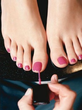 Nail Designs for Feet