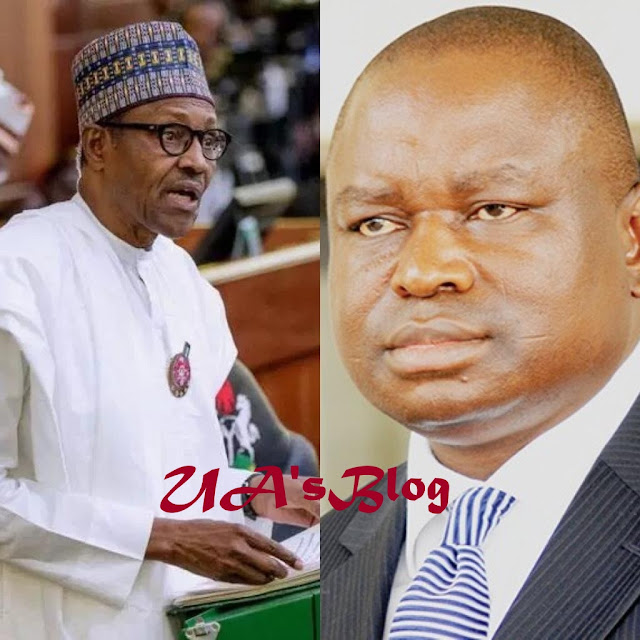 N'Assembly Must Apologize To Nigerians For Booing Buhari — Sen. Ayogu Eze