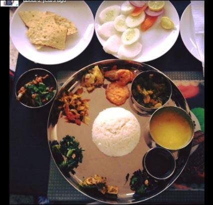 famous indian food trickdump bhojpuri