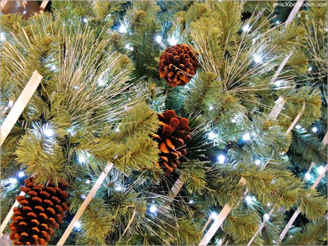 Navidad en Las Vegas 2017: Árbol de Navidad en The Shops At Crystal