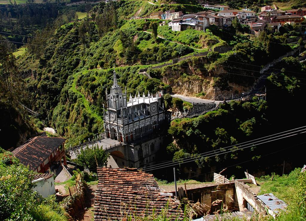Las+Lajas+Sanctuary+Church+Colombia+Santuario+7.jpg (1024×739)