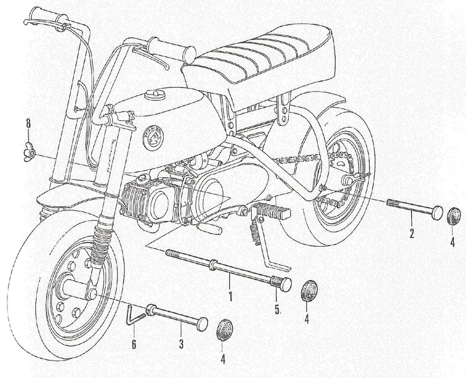 ct70 k1 wiring diagram audi a6 c7 towbar honda ct90 motor imageresizertool com