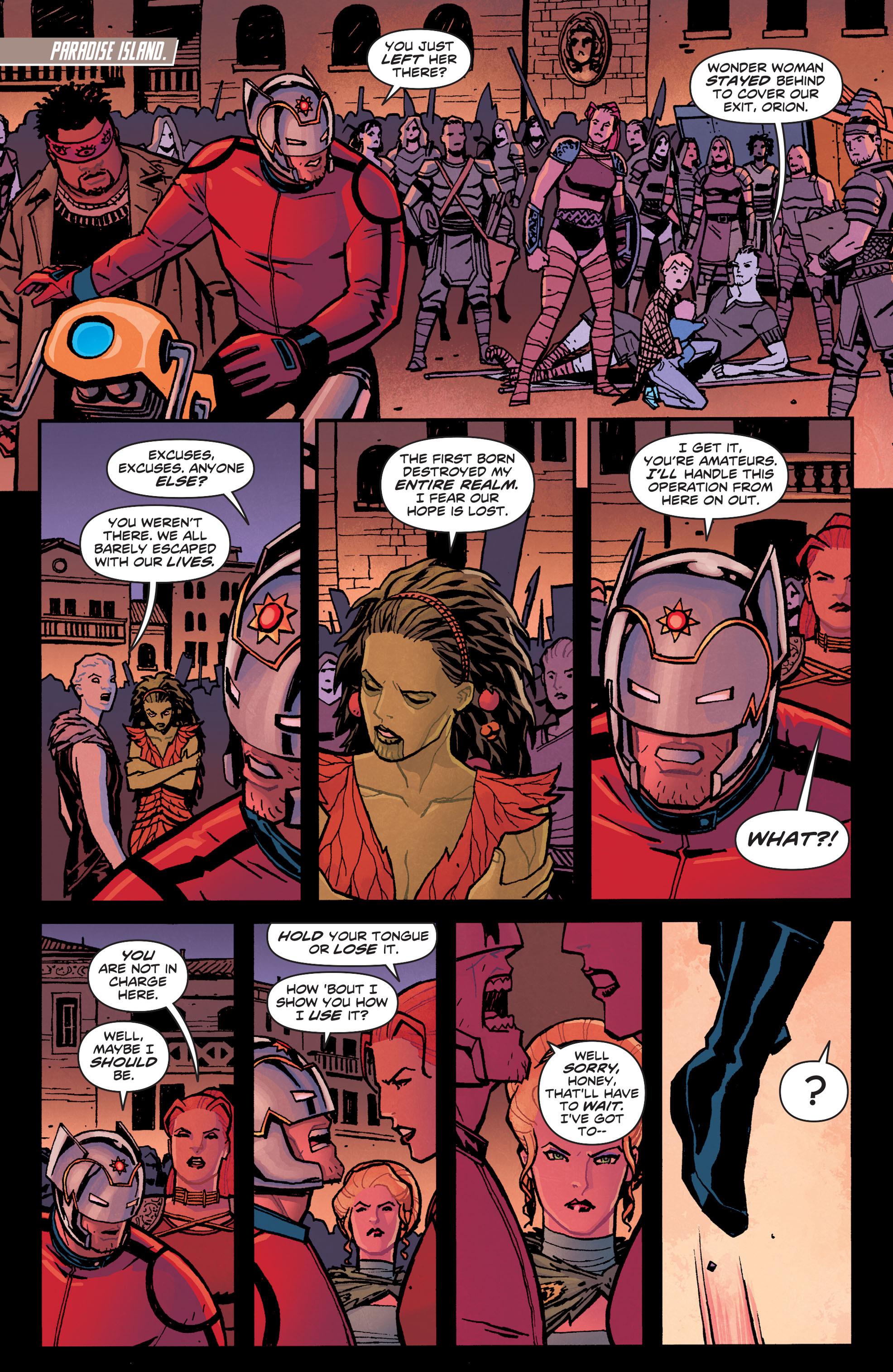Read online Wonder Woman (2011) comic -  Issue #33 - 5
