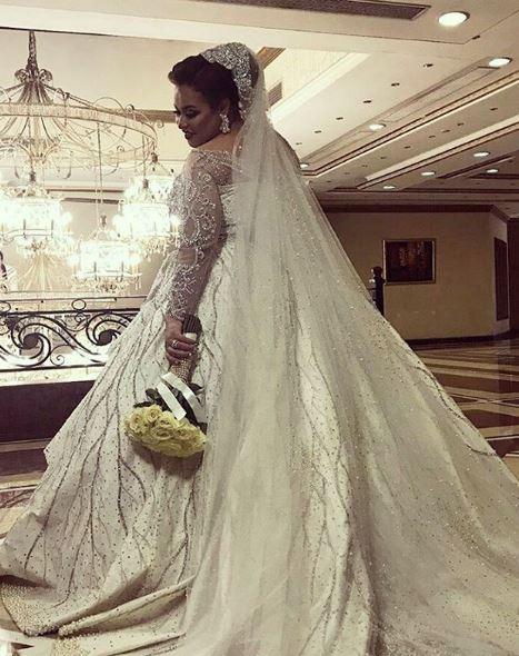 زفاف ويزو نجمة مسرح مصر اليوم في أحد الفنادق