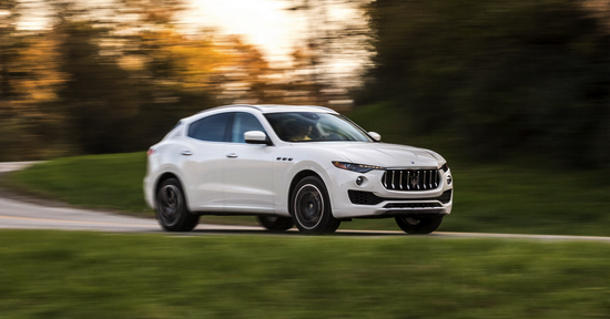 2019 Maserati Levante S Q4 Review - Cars Auto Express ...