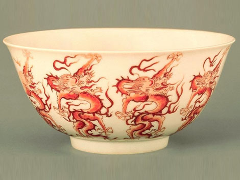 Porcelain: What kind of desings did the Ancient Chinese ...