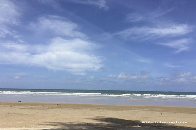 Klong Dao beach, Ko Lanta