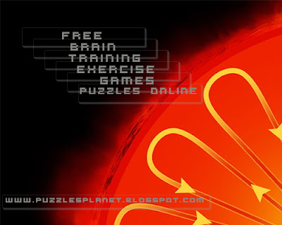 free brain training exercise games puzzles online