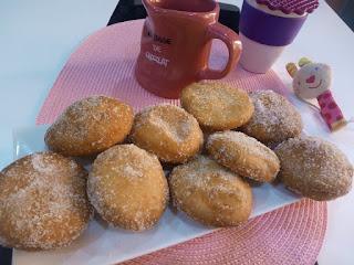 Recette des beignets pour le goûter