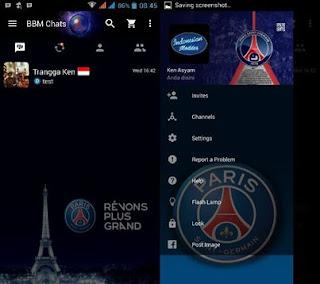 BBM Mod Tema KlubBola Versi 2.12.0.9 Apk Terpopuler & Terlengkap 2016