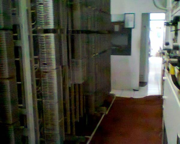 Bekerja Di Ruangan MDF Dan Menginput Data Rekapan GGN Fiber Optik Pada Client - Gateway Ilmu
