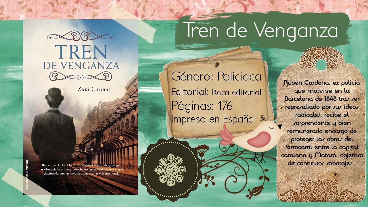 Tren de Venganza - Xavi Casinos