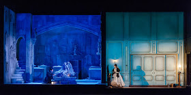 Charles Castronovo, Diana Damrau - Donizetti's Lucia di Lammermoor - Royal Opera House  photo ROH/Stephen Cummiskey