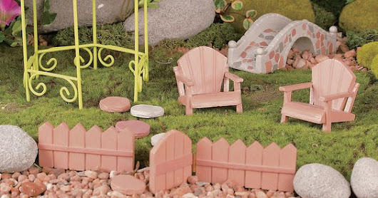 Summer Fairy Garden Party Supplies