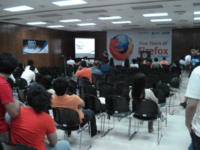 [Event] 5 Years of Firefox in Manila