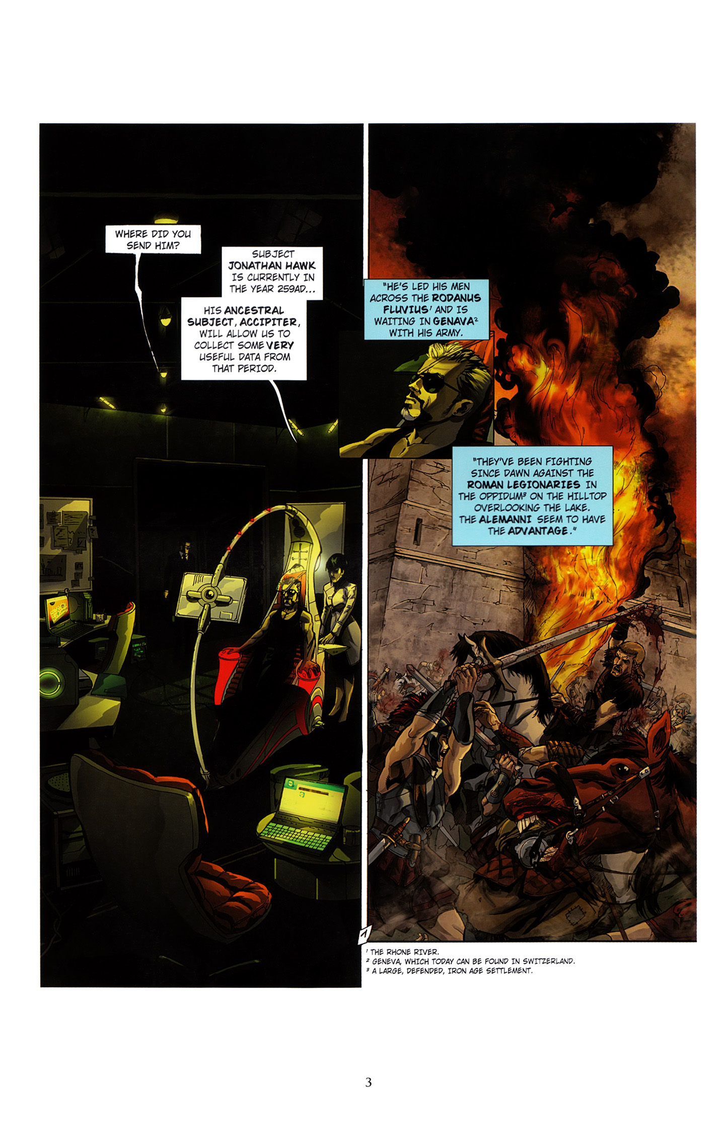 Read online Assassin's Creed (2012) comic -  Issue #3 - 7