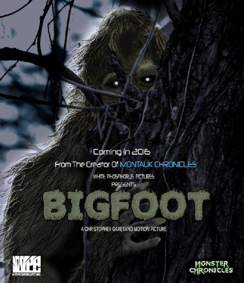 Bigfoot Film 2016 Trailer