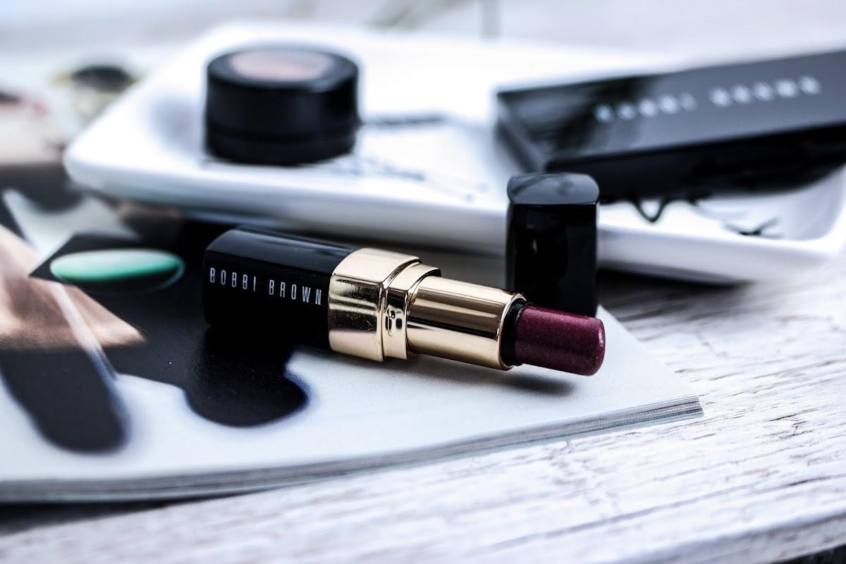 Bobbi Brown Lipstick Plum Shimmer