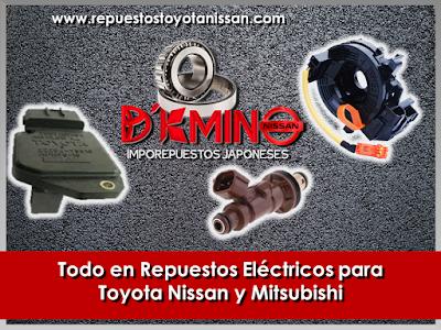 Repuestos Electricos Toyota