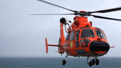 Helikopter Basarnas Tabrak Tebing, Dua Orang Tewas