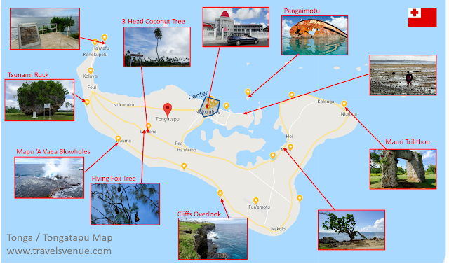 Things to See in Tonga