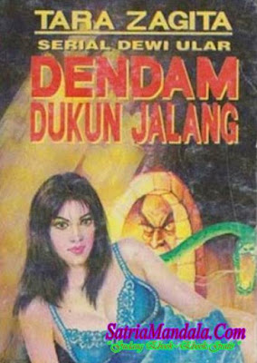 Ebook Serial Dewi Ular Dendam Dukun Jalang