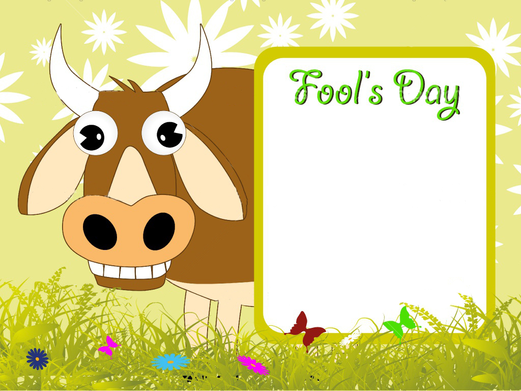 Free Download 2013 April Fools\u002639; Day PowerPoint Templates and Backgrounds  PPT Garden