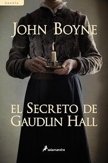 """El secreto de Gaudlin Hall"" de John Boyne"